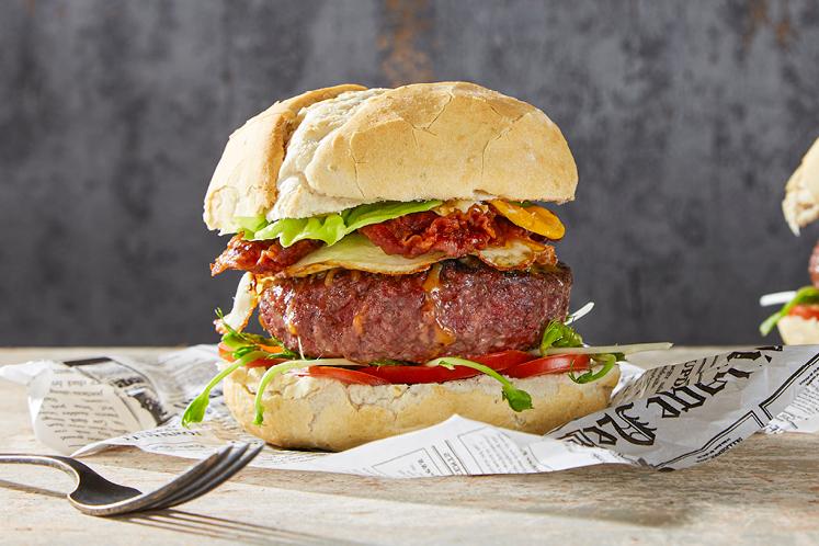 Kettyle burger