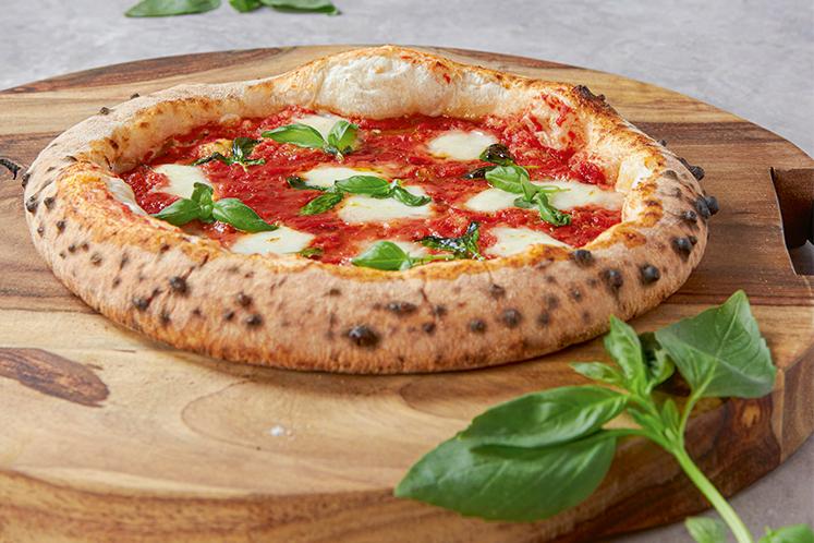 Geheim van de Pizza Napoletana