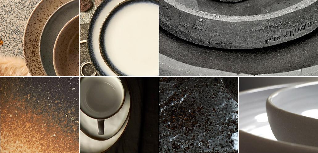 Tableware | Servies en porselein | Earth & Stone