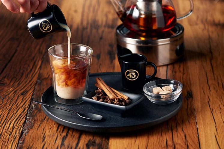 OROCHAI-THEE | Tea Experience