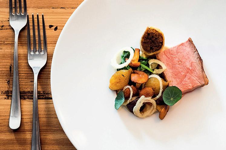 Hoeverund - Restaurant Kosie