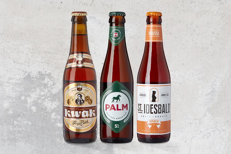 Speciaalbier soorten    Amber bier