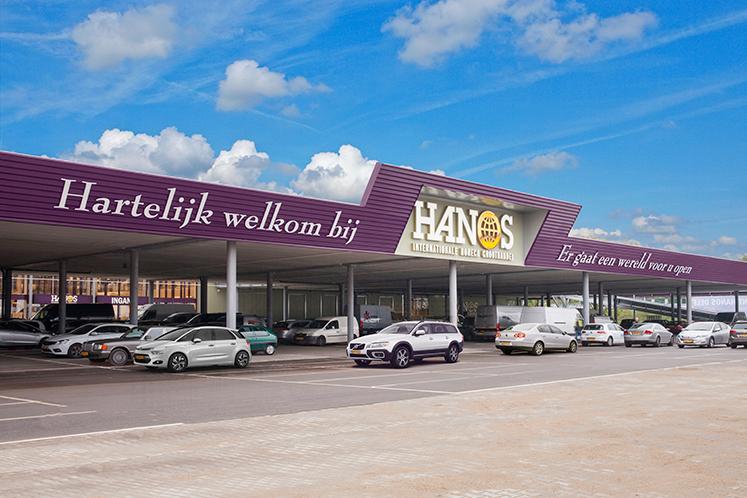 19 horeca-groothandels in Nederland en België