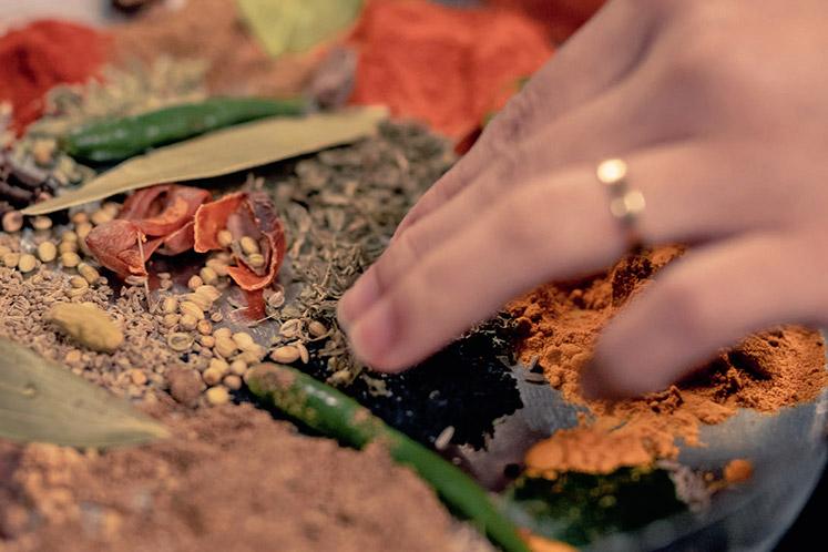 Indiaas restaurant Jamuna