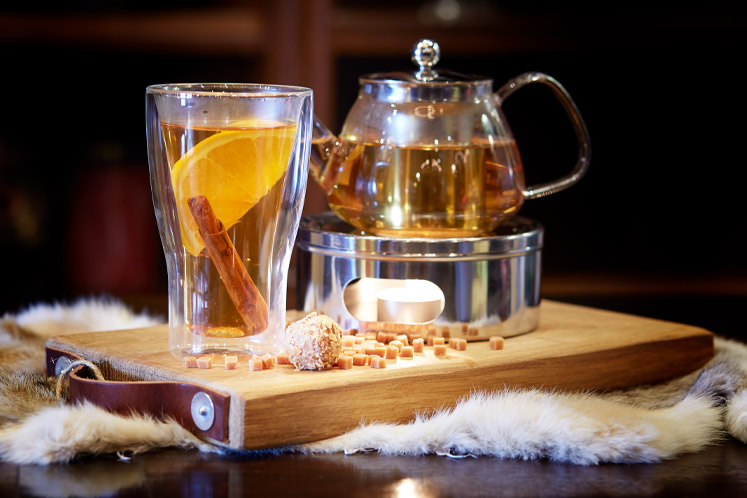 TEA CARAMEL WARMTH| Tea Experience