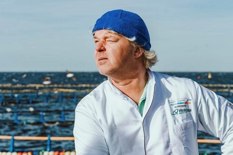 Jakob Doorn - Vis & seizoen