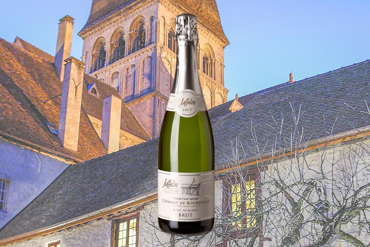 Jaffelin Crémant De Bourgogne Brut   Mousserende wijnen