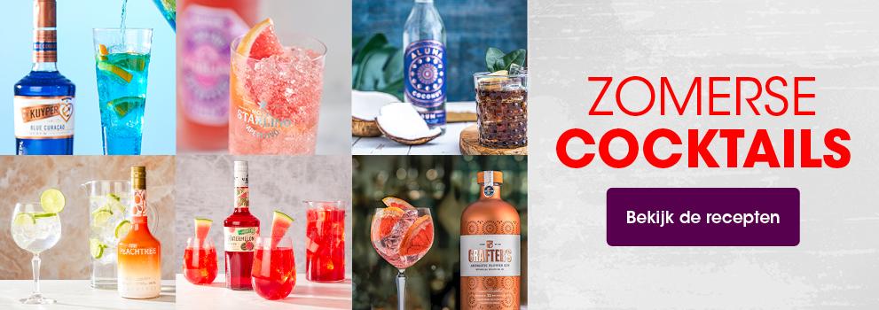 Summer drinks recepten