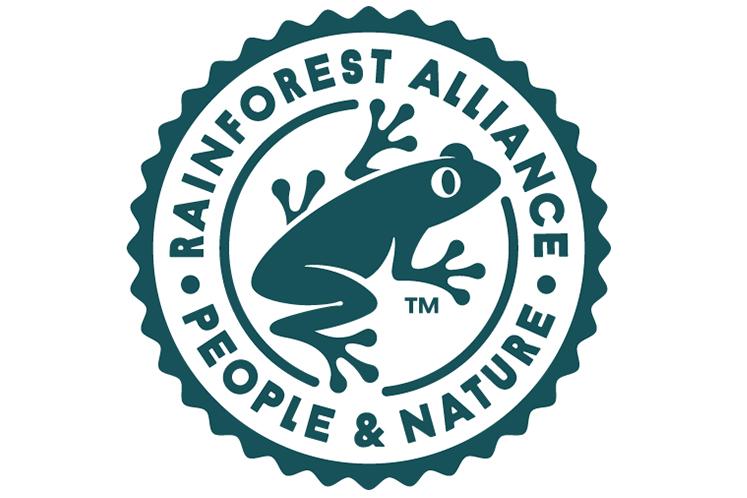 Rainforest Alliance Certified Logo