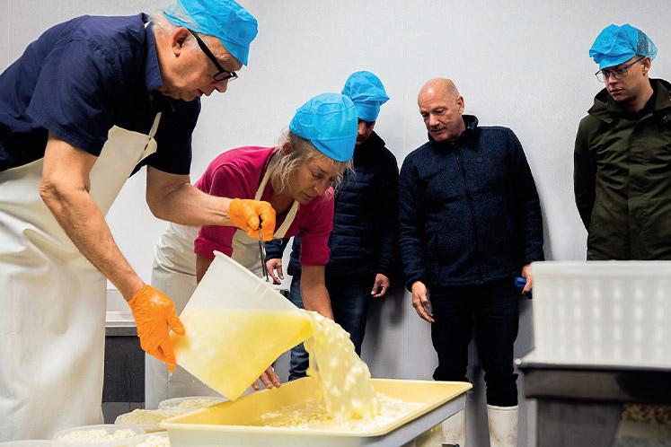 Oudwijker kaas - Kasteel Engelenburg