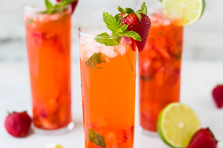 Cocktailrecepten met Chalo