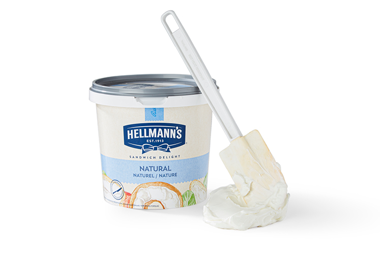 Hellmann's zuivelspread
