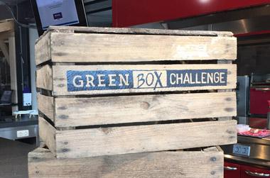 FoodXperience organiseert de Greenboxchallenge