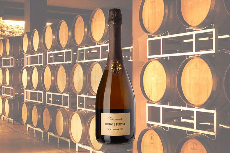 Franciacorta Brut Biologisch   Mousserende wijnen