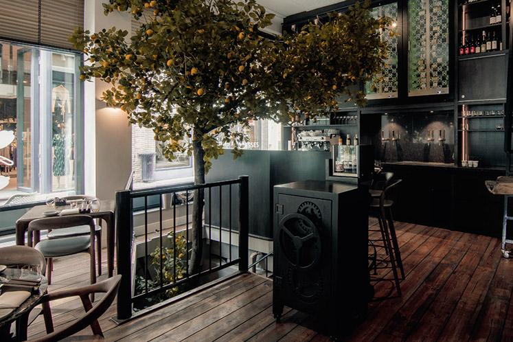 Restaurant The Lemon Tree