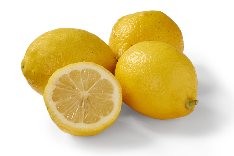 De 'gewone' citroen   Verschillende soorten citroen uitgelegd