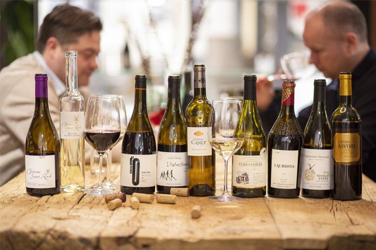 Languedoc wijnen