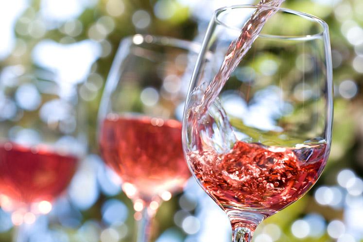 Rose wijn | Fourcroy Nederland
