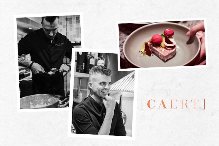 Wild op de kaart | Restaurant CAERT