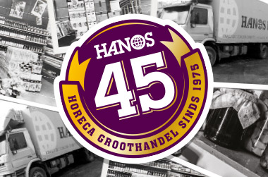 HANOS 45 JAAR