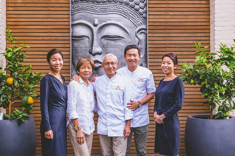 Familie Tsang