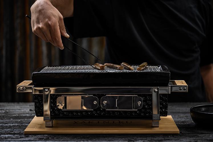 Shichirin grill | YAKINIKU