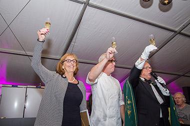 HANOS Utrecht opent vernieuwde groothandel
