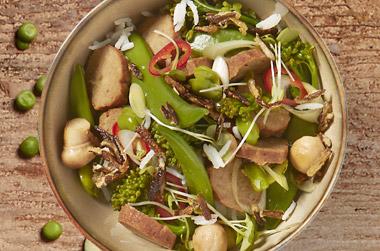 Inspiratiesessie vegetarisch koken