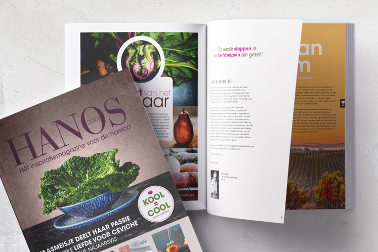 Inspiratiemagazine Najaar 2021