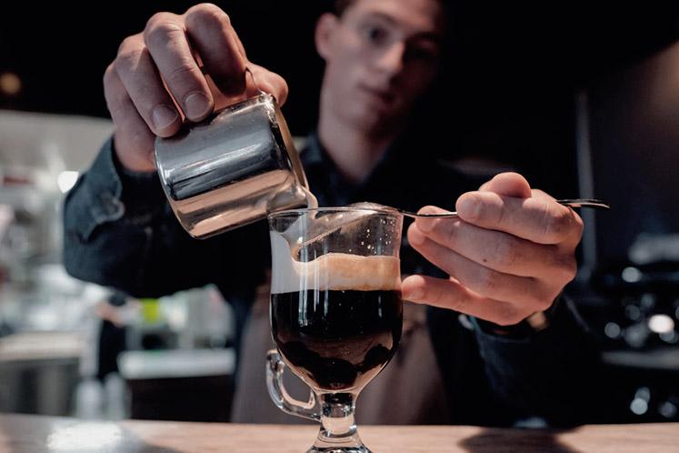 Koffie met persoonlijkheid | Restaurant Lyf's