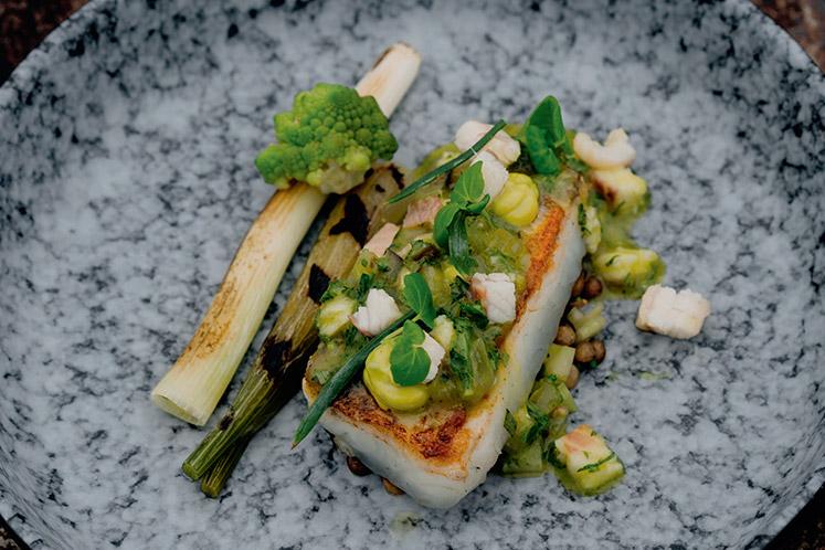 Het verhaal Patron-cuisinier Raymond Reeb -  Restaurant Tante Kee