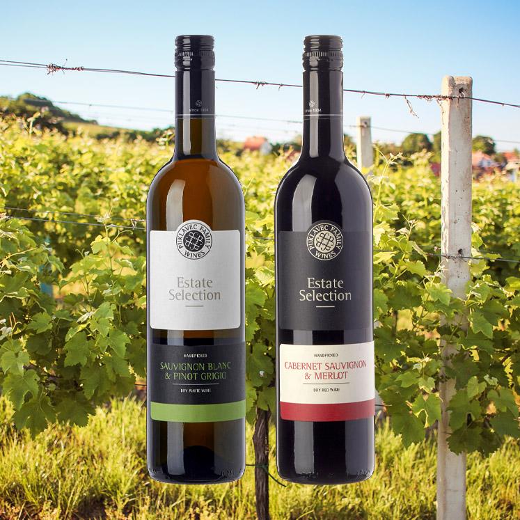 Puklavec wijnen
