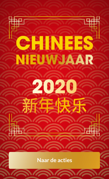 Chinees Nieuwjaar 2020   Acties