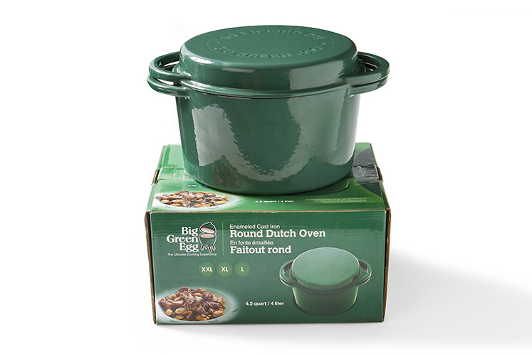 Dutch Oven by Big Green Egg