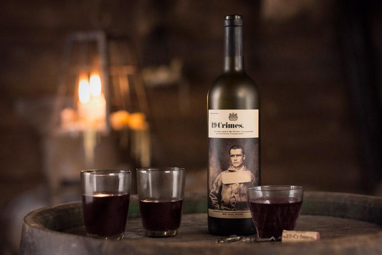 19 crimes wijn