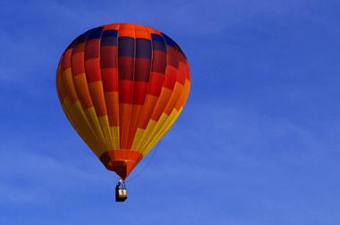 HANOS Prijzenfestival | Win een ballonvaart