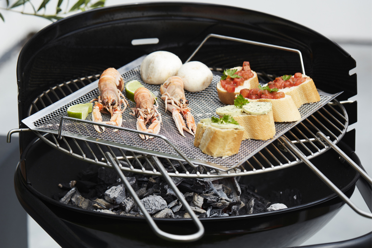 Grillroostermat