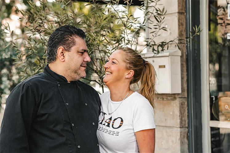 Italiaans restaurant Ciao Ciao