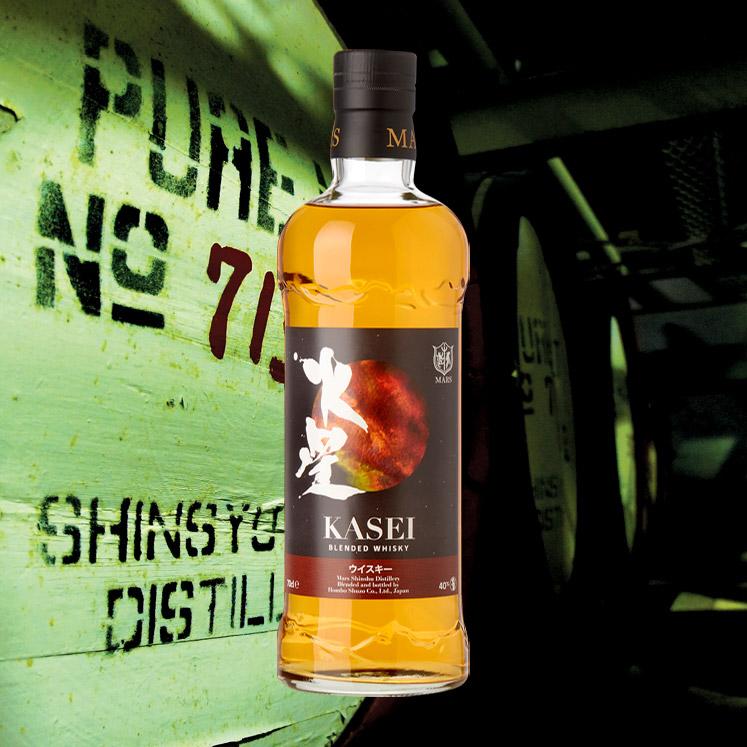 Mars Kasei blended whisky