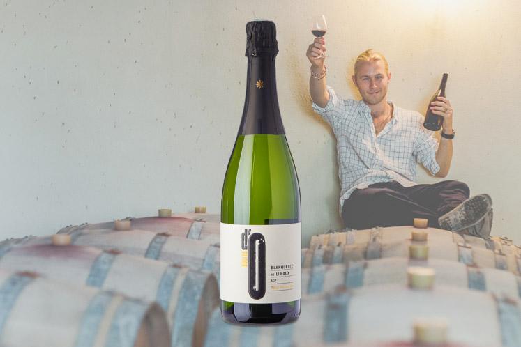 Bulles D'O Blanquette De Limoux   Mousserende wijn