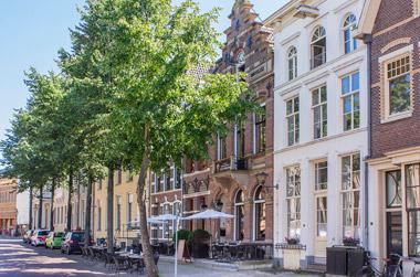 De kaart van Huis Vermeer