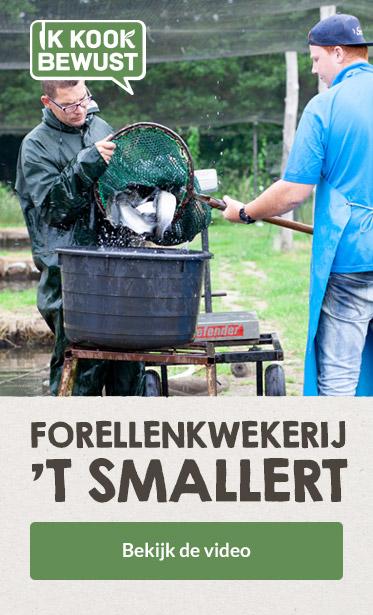 IK KOOK BEWUST | Forellenkwekerij 't Smallert