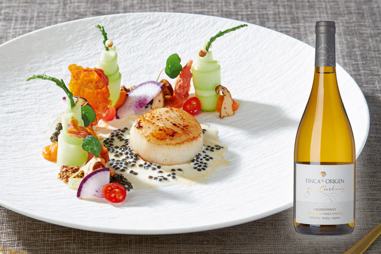 Coquille & Chardonnay