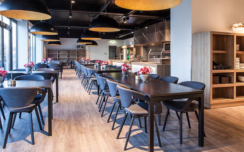 hanos internationale horeca groothandel kaja interieurs voor uw bedrijfsrestaurant