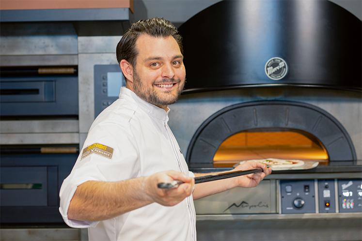 Tips van de pizzameester