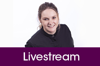 Livestream | Valentijns patisserie met Kiki Suijkerbuijk | Powered by Dawn Foods