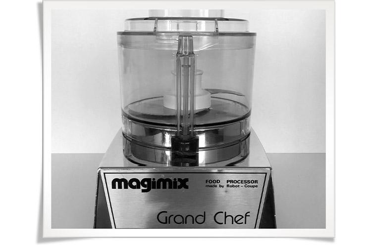 Magimix | Samenwerkingen met leveranciers | HANOS 45 Jaar