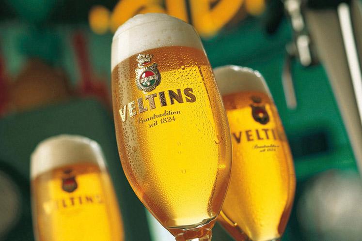 Veltins bierbrouwerij partner van HANOS