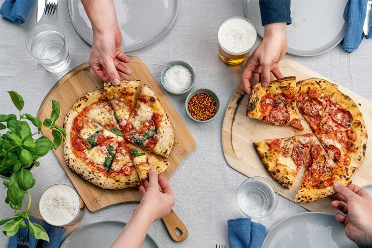 Pizzascheppen