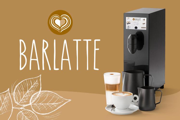 Barlatte | Coffee Experience